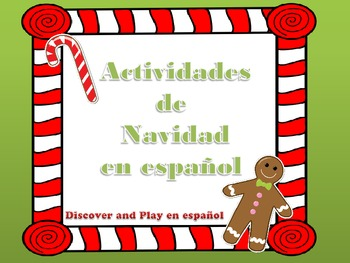 Christmas Package in Spanish