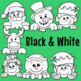 Christmas Page Toppers Clip Art