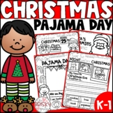 Christmas Pajama Day Activities