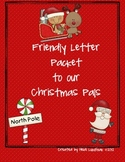 Christmas Pals Friendly Letter Packet