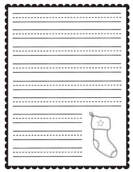 Christmas Paper K-2