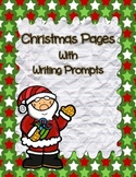 Christmas Paper With Creative Writing Prompts