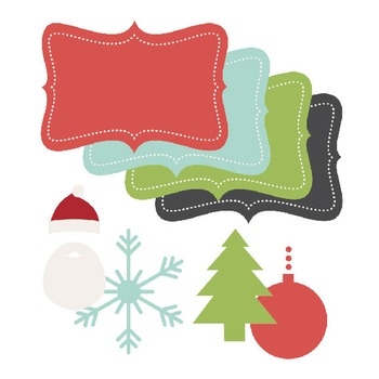 Christmas Papers & Clipart