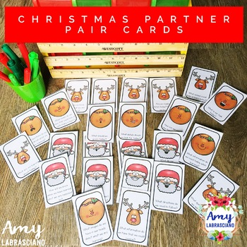 Christmas Partner Pair Cards
