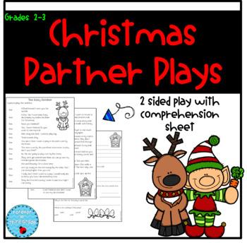 Christmas Partner Plays