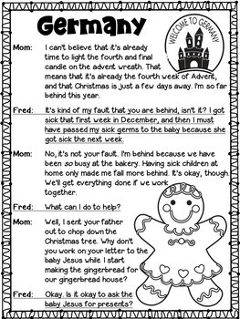 Christmas Partner Plays 2nd And 3rd Grade By Deb Hanson Tpt