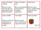 "Christmas Parts of Speech Grammar Game ""I have..Who has..?"