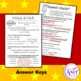 Christmas Punctuation Worksheets- Commas, full stops, ques