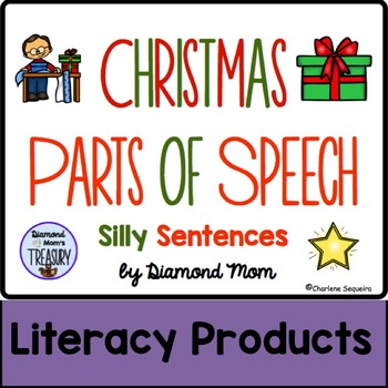 Christmas Parts of Speech Silly Sentences