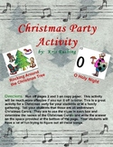 Christmas Party Activity