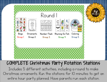 Christmas Party All-In-One Set