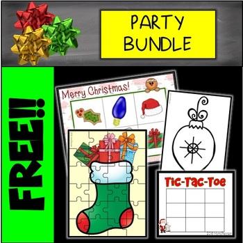 Christmas Party Bundle
