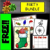 FREE Christmas Party Stations and Ideas