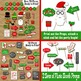 Christmas Party Bundle - Photo Booth Props, Decorations, B