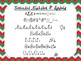 Christmas Party Font {True Type Font for personal and commercial use}