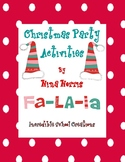 Christmas Party Idea Packet