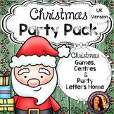 Christmas Party Pack UK version