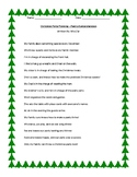 Christmas Party Planning--Poetry Comprehension