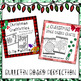 Christmas Party Saver Bundle - Worksheets, Craftivities, Movement Activities...
