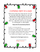 Christmas Party in a Bag Activity (interactive holiday game)