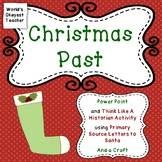 Christmas Past: PowerPoint, Primary Source Activity, and Craft