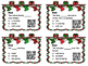 Christmas Past, Present, Future Tense Task Cards with QR Scan Codes