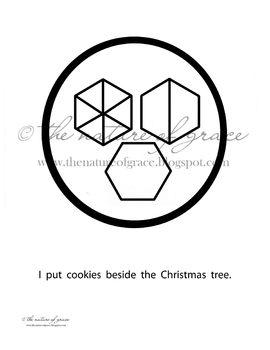 Christmas Pattern Block Book