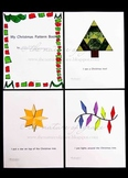 Christmas Pattern Block Book