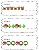 Christmas Pattern Extension Centre Cards