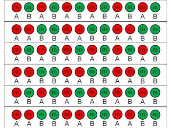 Christmas Pattern Strips