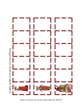Christmas Pattern Strips Pack