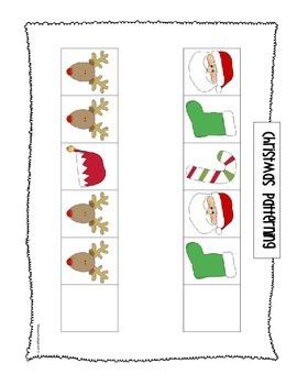 Christmas Patterning