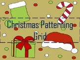 Christmas Patterning Grid
