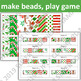 Christmas Patterns Game and Activities