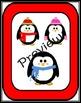 Christmas Penguin Clip Art! 50+