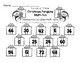 Christmas Penguins Math Fun Facts - Multiplication by SIXes