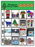 Christmas Penny Pusher:  Listening Comprehension Stories