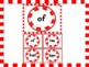 Christmas Peppermint Candy Dolch First Grade Sight Word Fl