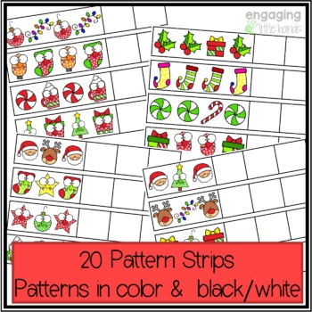 Christmas Peppermint Patterns