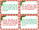 Christmas Percent Word Problem Task Cards