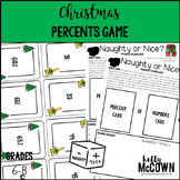 Christmas Percents Game