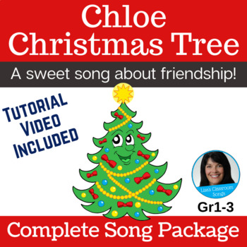 "Christmas Performance Song | ""Chloe Christmas Tree"" 