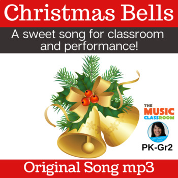 "Christmas Performance Song | ""Christmas Bells"" by Lisa Gillam | Song mp3"