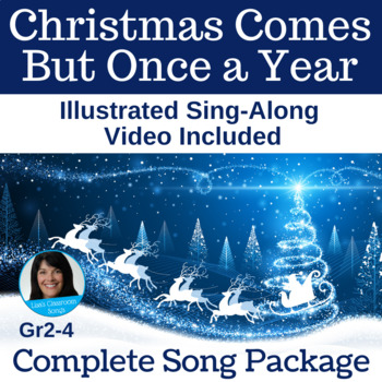 Christmas Performance Song | Christmas Comes But Once a Year | Complete Package