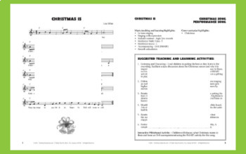 "Christmas Performance Song | ""Christmas Is"" by Lisa Gillam 