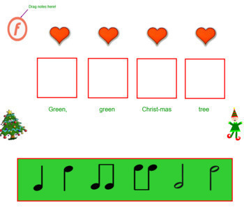 "Christmas Performance Song | ""Green, Green Christmas"" 