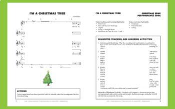 """Christmas Performance Song 