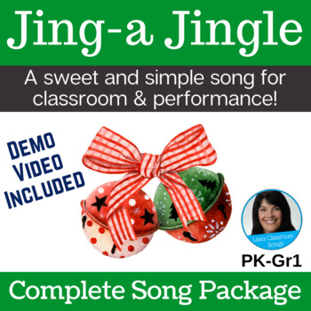"Christmas Performance Song | ""Jing-a Jingle"" 
