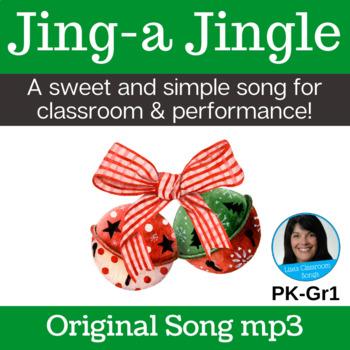 """Christmas Performance Song   """"Jing-a Jingle"""" by Lisa Gillam   Song mp3"""