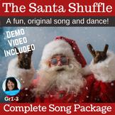 Christmas Song & Dance | Santa Song | Holiday Program | mp